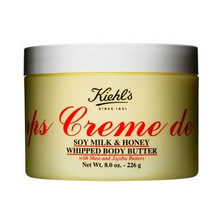 I can literally go through this jar of Kiehl's Creme de Corps body butter ($38) in a week. I'm asking Santa for at least five jars to last me through the Winter season. — Chi Diem Chau, associate editor