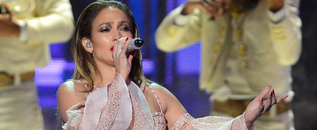 We're Still Not Over J Lo's Selena Tribute From the 2015 Billboard Latin Music Awards