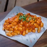 Ghaf Kitchen's Chickpea Pudla and Daal