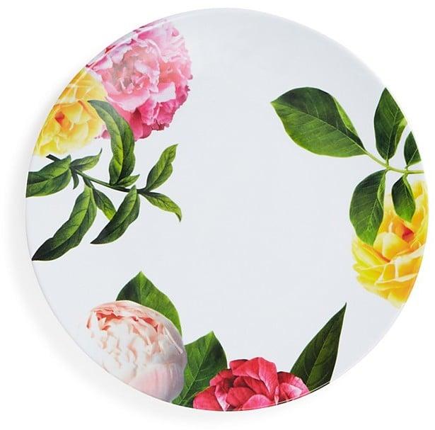 Kate Spade Patio Floral Melamine Dinner Plate ($16)