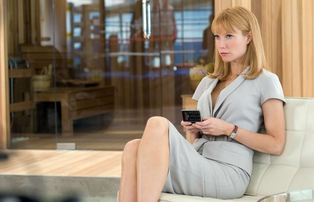 Pepper Potts From The Avengers