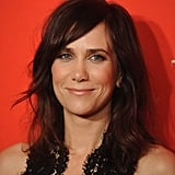 Kristen Wiig gave a smile at the Time 100 gala in NYC.