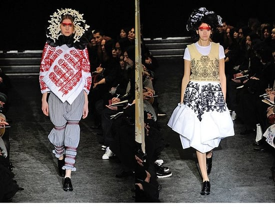 Paris Fashion Week: Tao Comme des Garcons