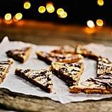 Almond Caramel Graham Cracker Bark
