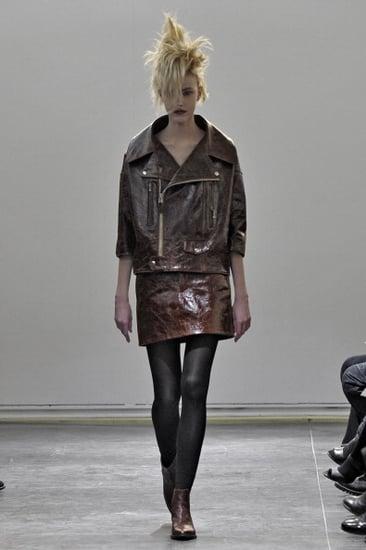 Fall 2011 Paris Fashion Week: Junya Watanabe