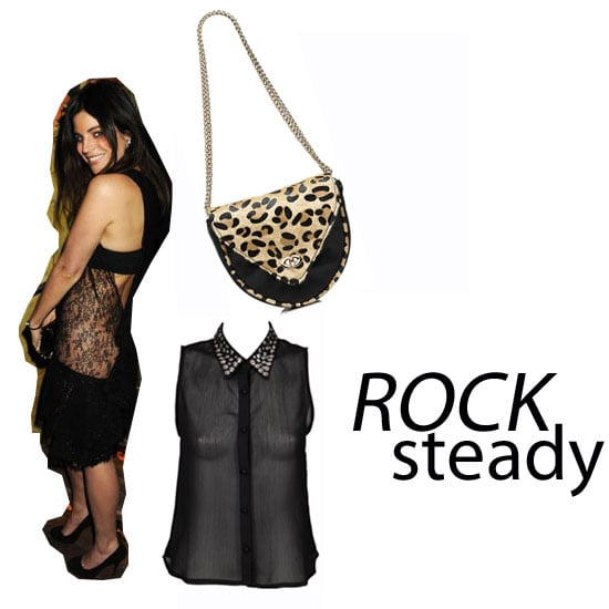 Are You a Glam Rock Girl Like Julia Restoin-Roitfeld: Shop Your Westfield Style ID Online With These Sexy Picks!