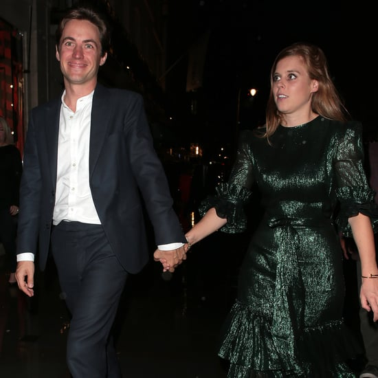 Princess Beatrice and Edoardo Mapelli Mozzi in London Photos