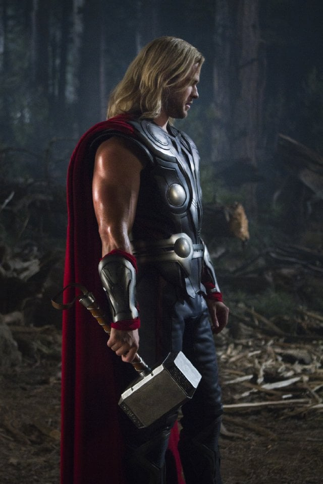 Thor From The Avengers