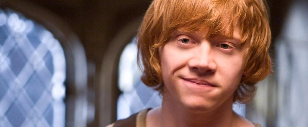 Rupert Grint Name in Harry Potter and the Half-Blood Prince