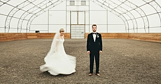 This Canadian Wedding Is Equal Parts Understated Elegance and Outrageous Fun