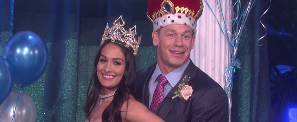 John Cena and Nikki Bella Get the Awkward Prom They Never Had on The Ellen Show
