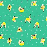 Yoga Sloths Gift Wrapping Paper