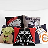 Pottery Barn Kids Star Wars Boucle Decorative Pillows