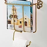 Francis Magazine & Toilet Paper Holder