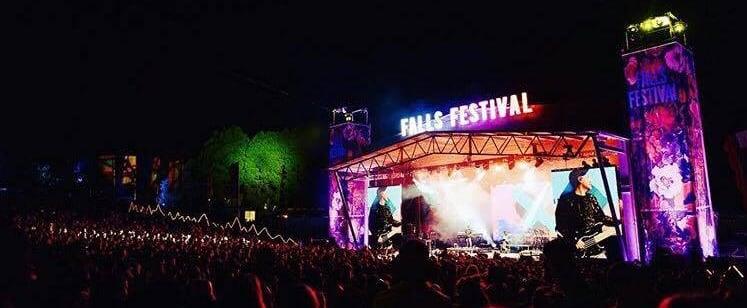 Falls Festival Lineup 2019-2020