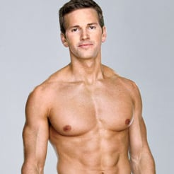 Congressman Aaron Schock Shirtless in Men's Health