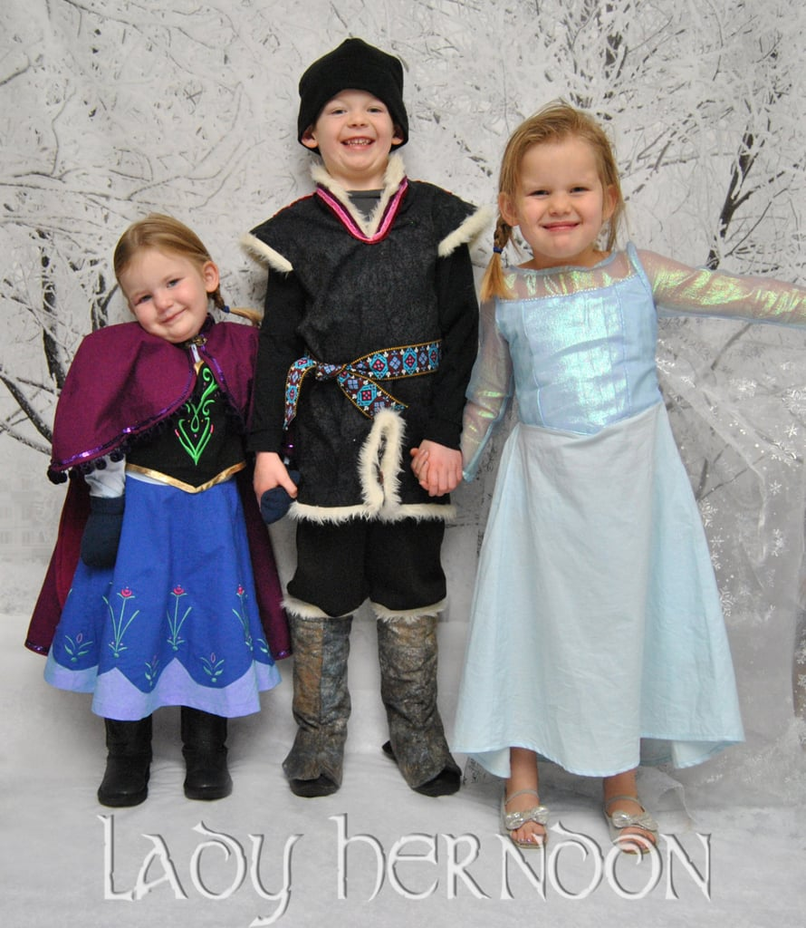 This Etsy seller offers a huge range of handmade Disney costumes for children, even creating different costumes for Frozen's Elsa and Anna based on specific movie moments ($60 to $170) to suit your kids' favorite scenes.