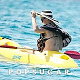 Katy Perry in a Bikini in Ibiza June 2018