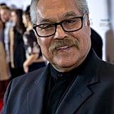 Chicano actor Luis Valdez voices Miguel's uncle Tío Berto.