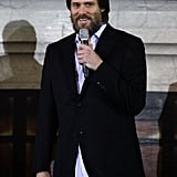Photos of Jim Carrey and Jenny McCarthy in NYC