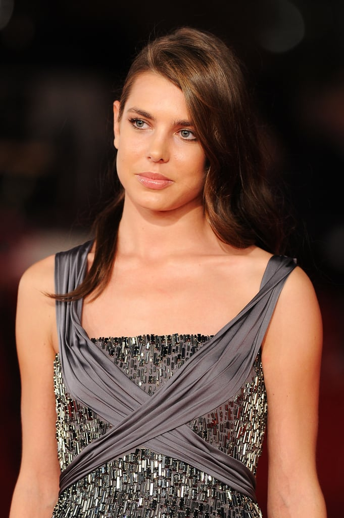 Charlotte looked glam at the International Rome Film Festival in 2010.