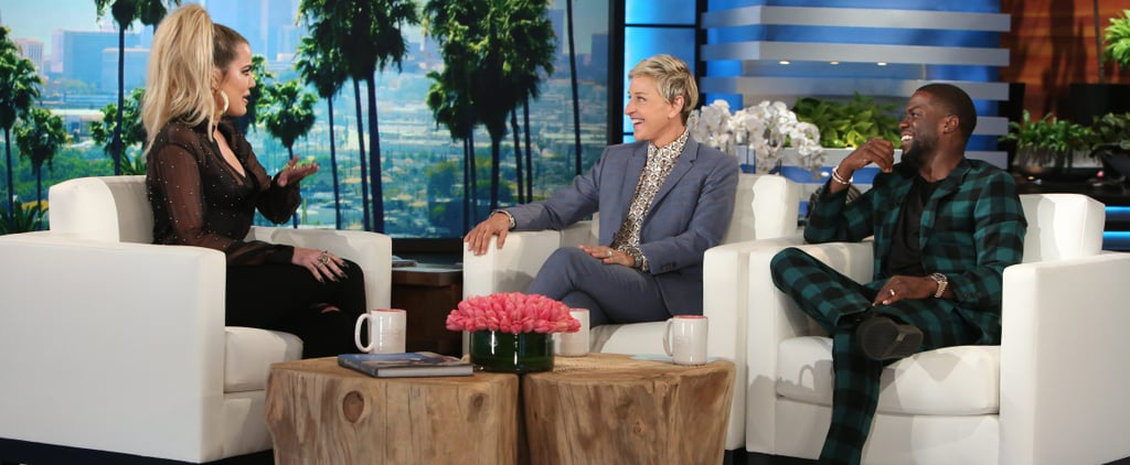 Khloe Kardashian Talks About Kim's Robbery on The Ellen Show