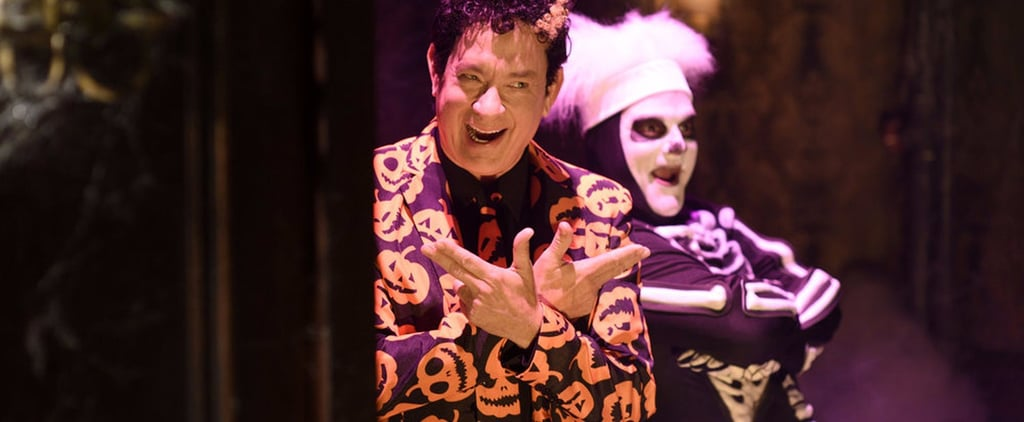 Tom Hanks Will Revive David S. Pumpkins This Halloween —Any Questions?