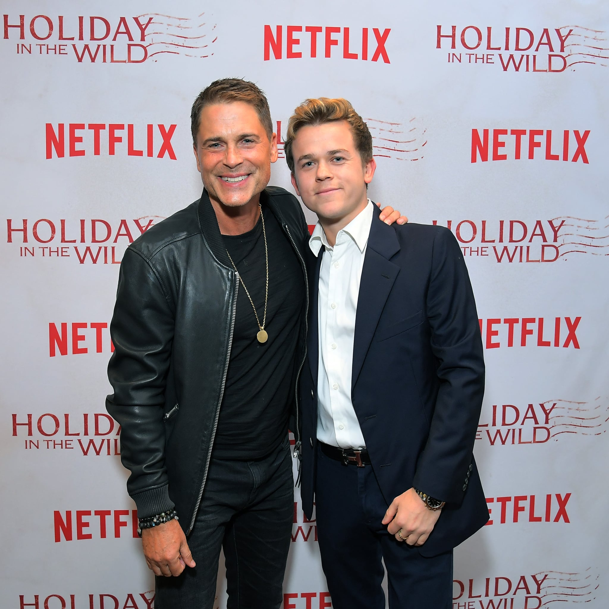 John Owen Lowe and Rob Lowe Cute Pictures | POPSUGAR Celebrity Australia