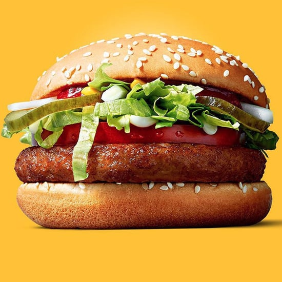 McDonald's Testing New Vegan Burger