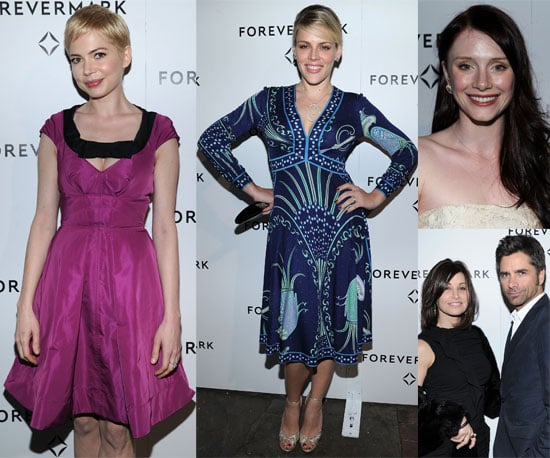 Pictures of Michelle Williams at Oscar Party Honoring Her Nomination