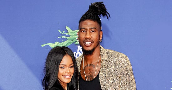 'Fade' Music Video Vixen Teyana Taylor Reveals She's Already Married to Iman Shumpert