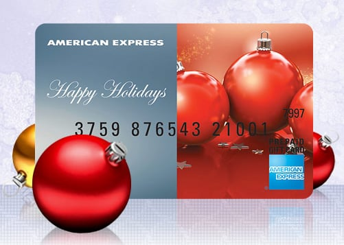 """American Express Gift Card """"I hate resorting to it, but when all else fails and I can't come up with the perfect gift, at least I know it's something they can use!"""""""