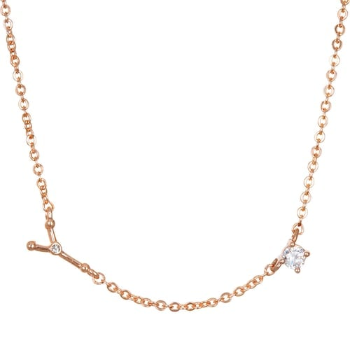 LC Lauren Conrad Astrology Star Map Necklace