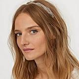 H&M Rhinestone Hairband