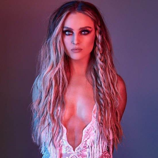 Why Perrie Edwards Is Proud to Show Her Scar