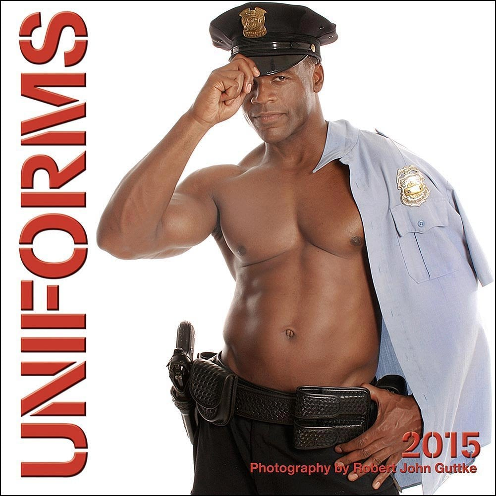 If You Can't Resist a Man in Uniform