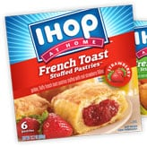 IHOP Launches Frozen Breakfast Items