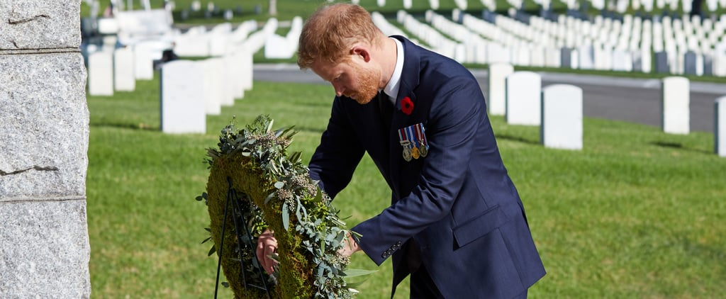 Why Was Prince Harry's Remembrance Day Wreath Denied?