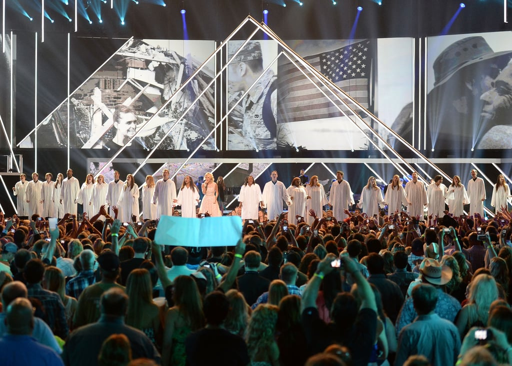 All the Action Inside the CMT Music Awards!