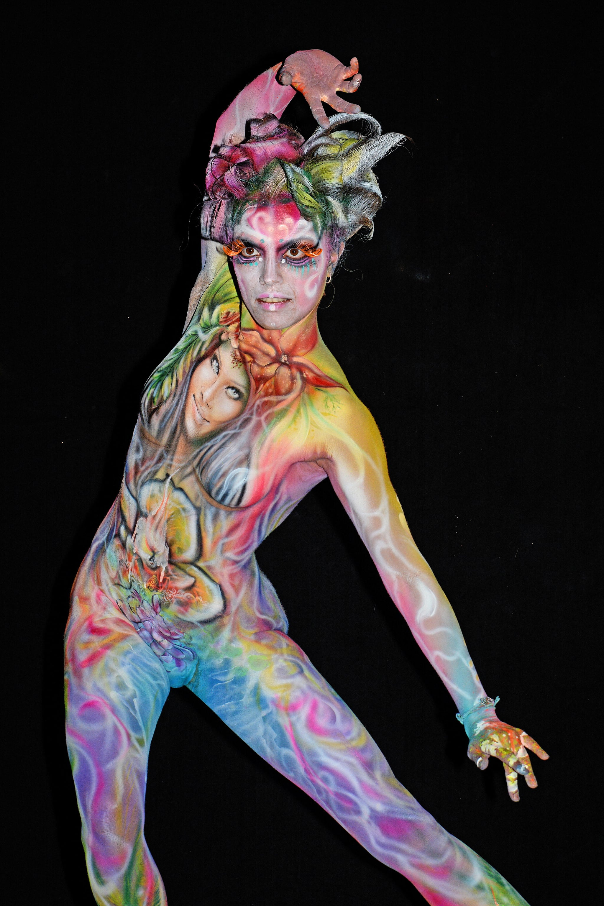 Makeup Beauty Hair Skin 50 Photos From The World Bodypainting Festival That Ll Blow Your Mind Popsugar Beauty Photo 27