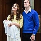 Checking Out the Scene: Princess Charlotte