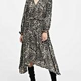 Peasant Midi Dress