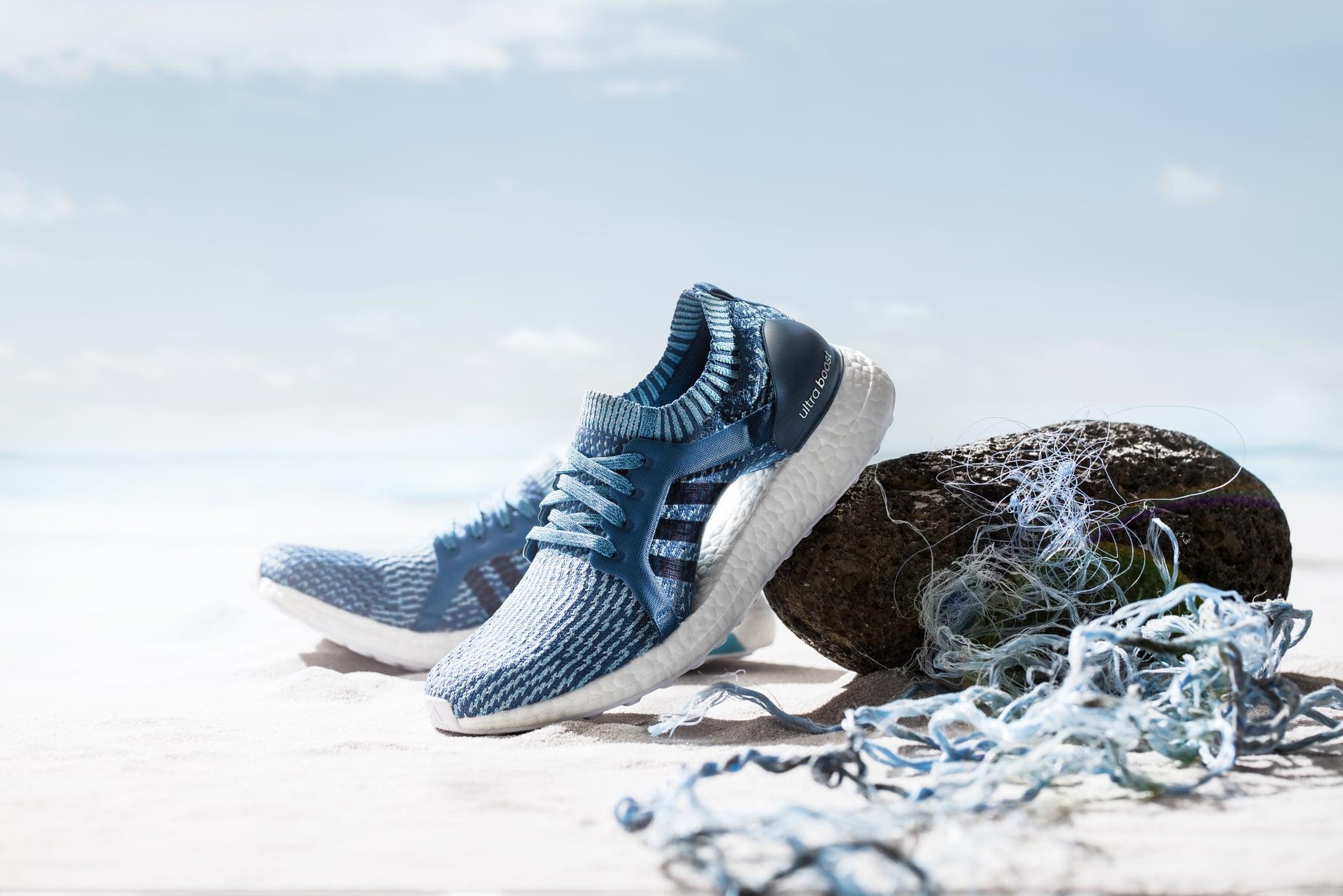 Adidas UltraBoost X Parley Women's Sneakers | POPSUGAR Fitness