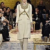 Runway and Backstage Photos of Chanel Pre-Fall 2011 Paris-Byzance Collection