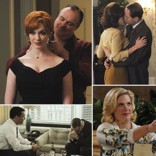 The Most Shocking Moments of Mad Men Season 5
