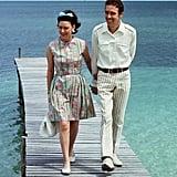 Princess Margaret and Earl Snowdon