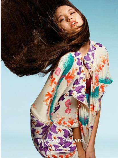Tsumori Chisato Spring 08 Ad Campaign