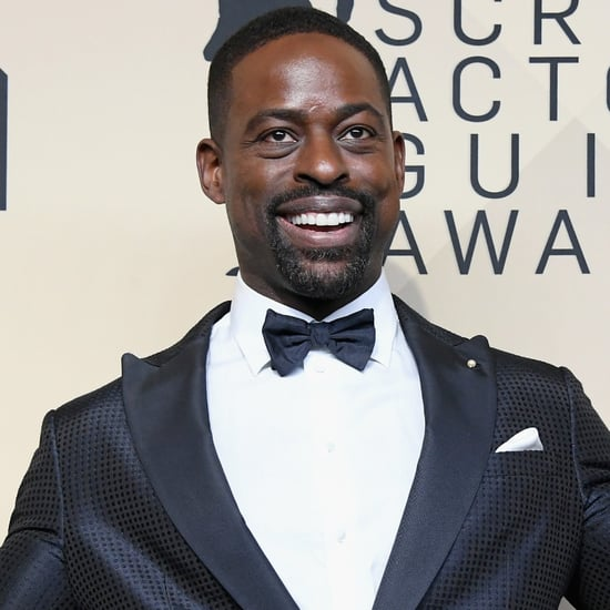 Sterling K Brown Press Room Interview at the SAG Awards 2018