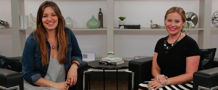 Bianca Kajlich (Jennifer) stockings Upskirt - YouTube