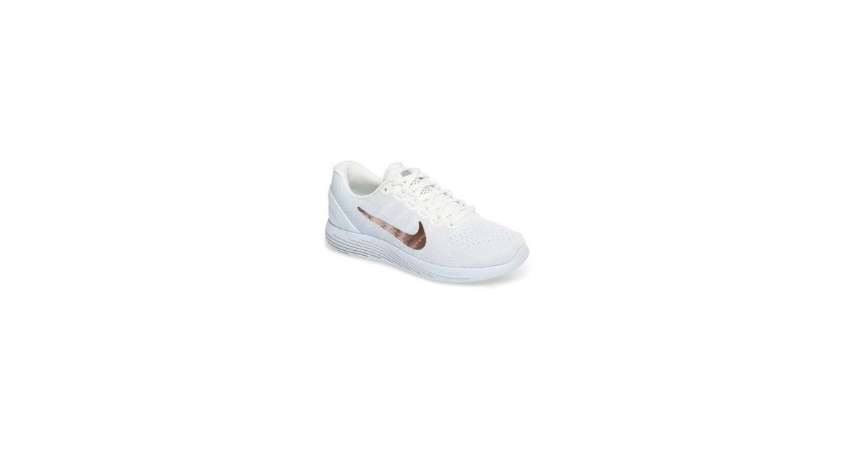 Nike Women's Lunarglide 9 X-Plore Running Shoe | Gifts For Studio Fitness | POPSUGAR  Fitness Photo 9